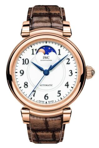 IWC Da Vinci Automatic Moon Phase 36 Replica
