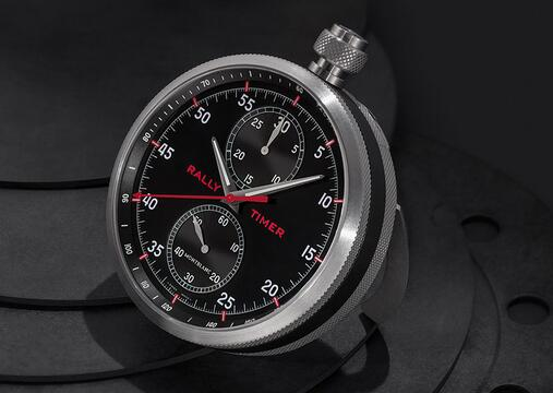 fake montblanc timewalker rallytimer counter