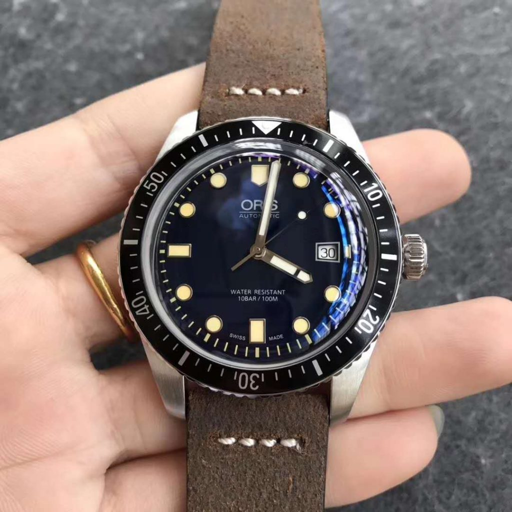 Replica Oris Divers Sixty Five